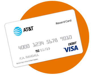 to activate or check the balance of your att visa reward card enter the first four digits of your reward card number and click continue - Visa Credit Card Balance